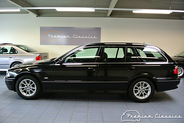 bmw 525ia e39 touring edition exclusive premium classics. Black Bedroom Furniture Sets. Home Design Ideas