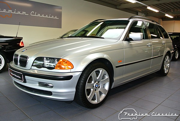 Bmw 330da E46 Touring Premium Classics