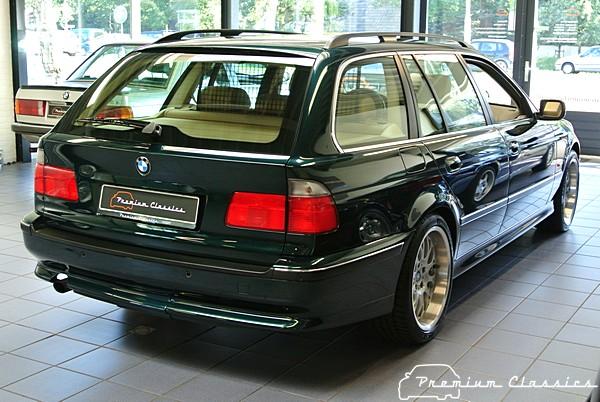Youngtimer Bmw 523ia E39 Premium Classics