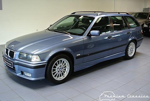 Bmw 323i E36 Touring Edition Premium Classics