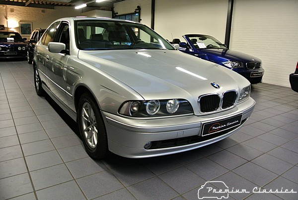 bmw 520i e39 exclusive edition 1 eig bmw dealer. Black Bedroom Furniture Sets. Home Design Ideas