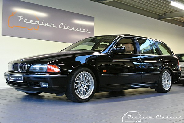 bmw 540ia e39 touring exclusive edition 1. Black Bedroom Furniture Sets. Home Design Ideas
