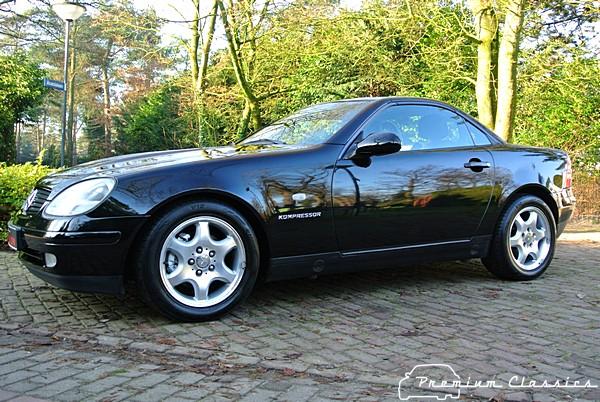 mercedes benz slk 230 k handgeschakeld 07 99 zeer For99 Mercedes Benz Slk 230 Kompressor