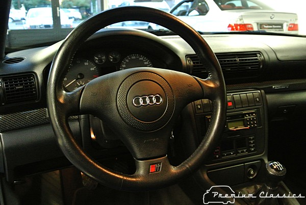 Youngtimer Audi S4 Avant B5 Premium Classics