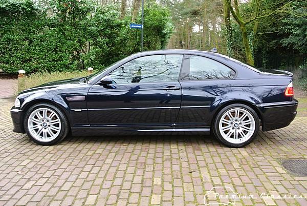 Bmw M3 E46 Rhd 160 000km Premium Classics