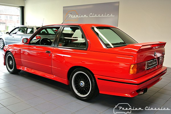 Youngtimer Bmw M3 E30 Johnny Premium Classics