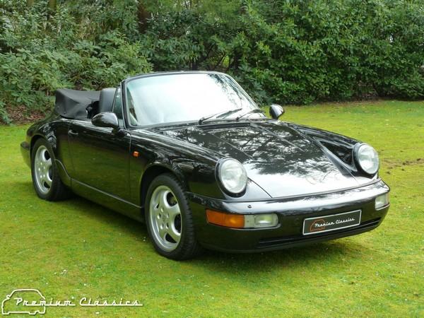 porsche 911 964 c4 cabrio premium classics. Black Bedroom Furniture Sets. Home Design Ideas