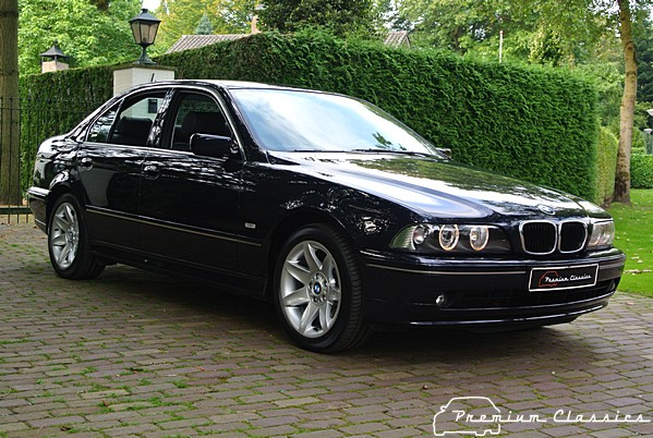 bmw 530ia e39 edition exclusive 2003. Black Bedroom Furniture Sets. Home Design Ideas