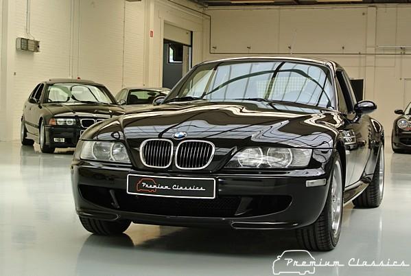 Collectors Item Bmw Z3 M Coupe Premium Classics