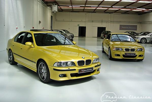 Collectors Item Bmw M5 E39 Premium Classics