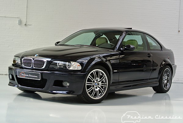 bmw m3 e46 slechts premium classics. Black Bedroom Furniture Sets. Home Design Ideas