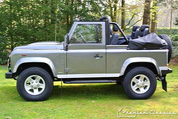 Land Rover Defender Kilzer Cabrio Premium Classics