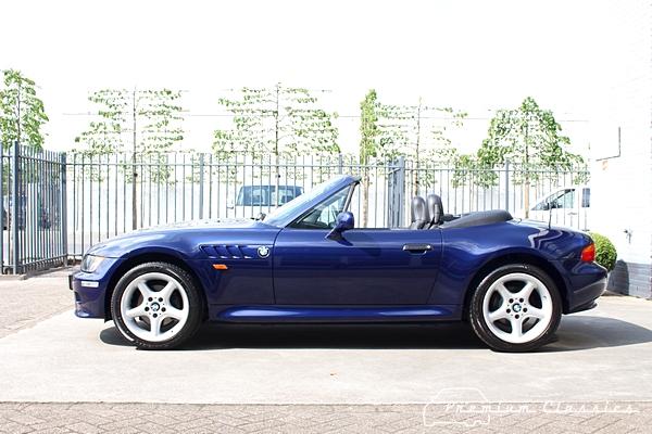 Bmw Z3 2 8 Roadster 70 000km Premium Classics