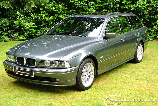 bmw 530ia e39 touring exclusive edition premium classics. Black Bedroom Furniture Sets. Home Design Ideas