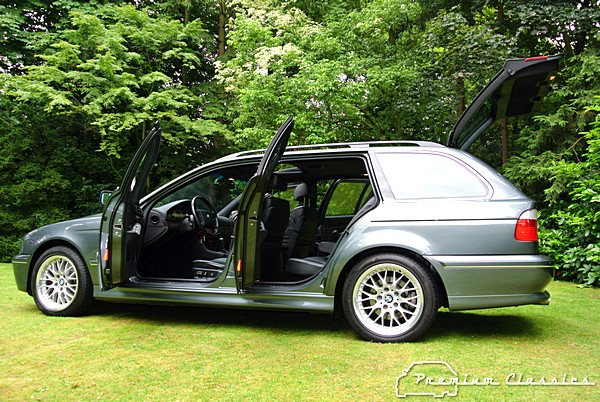 bmw 530ia e39 touring exclusive premium classics. Black Bedroom Furniture Sets. Home Design Ideas