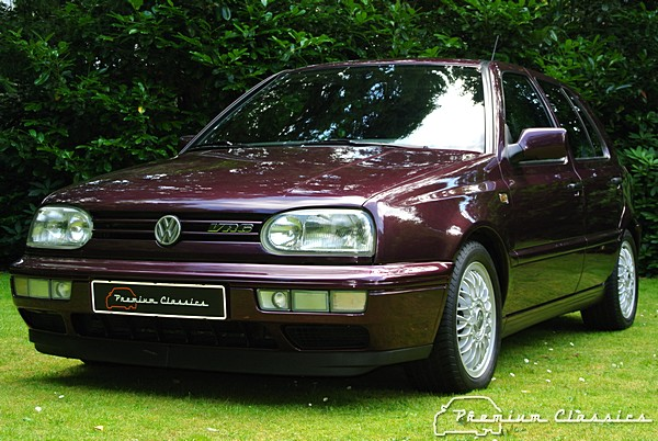 Volkswagen golf iii vr6 premium classics for Interieur golf 3 vr6